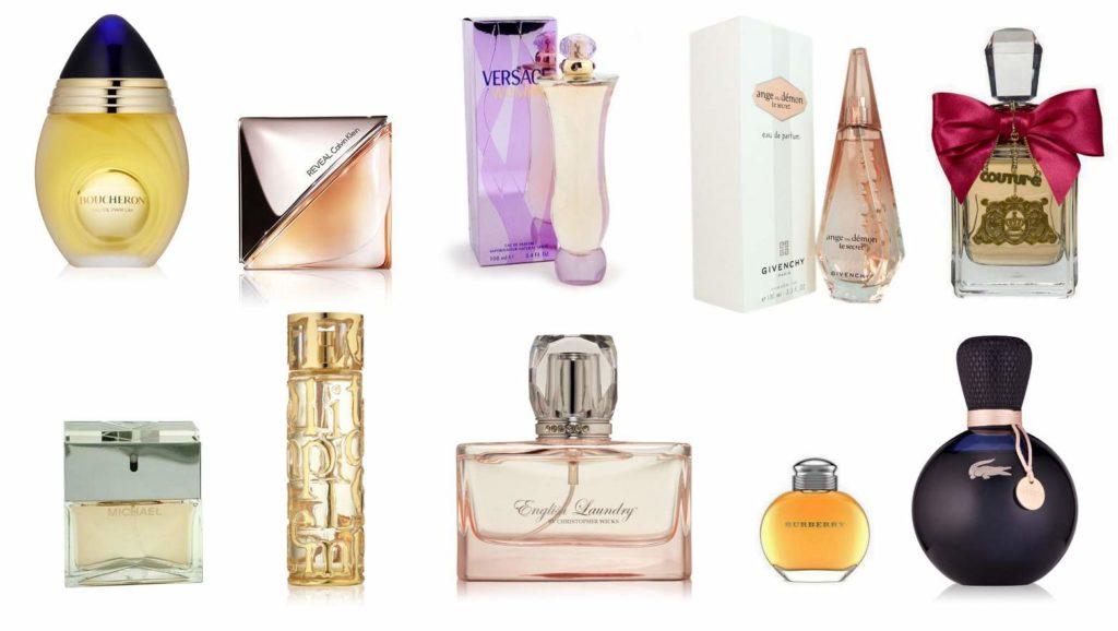 Comprar perfumes en Internet